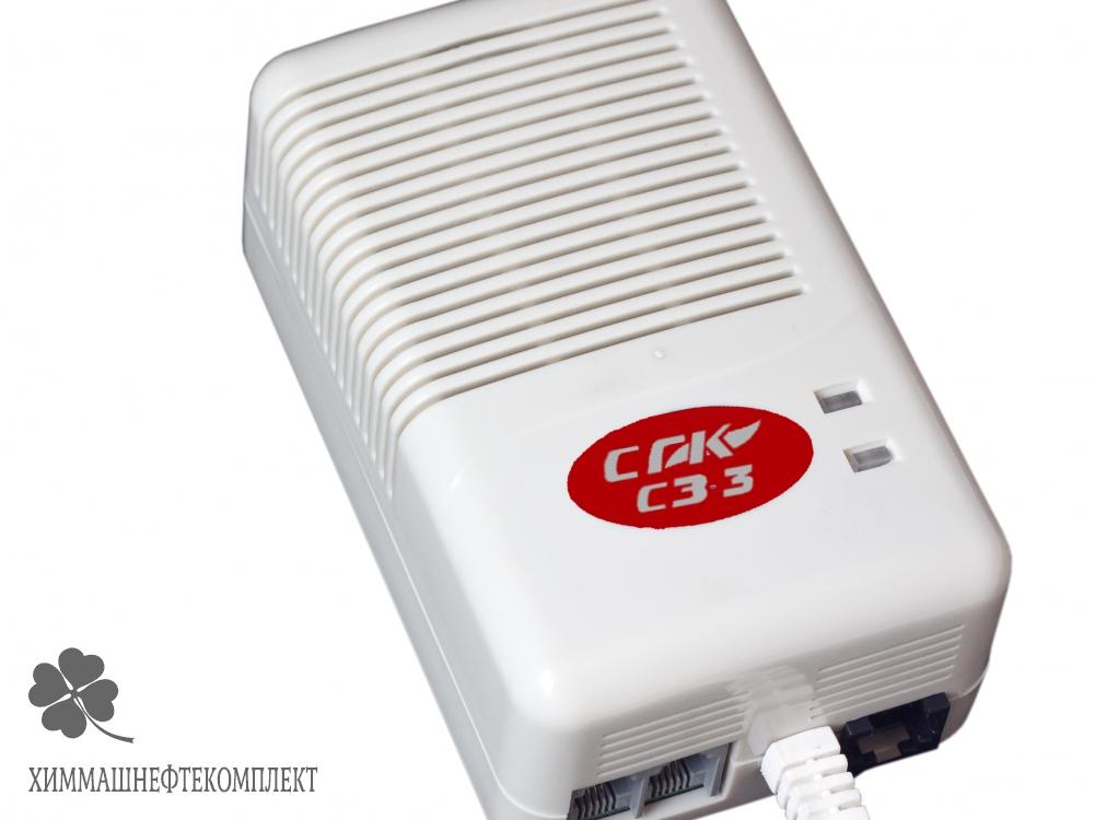 Сигнализатор загазованности горючим газом СЗ-3