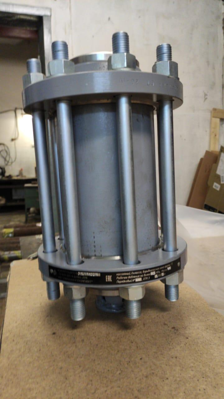 Водородный огнепреградитель ОПКД-В