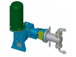 Запчасти для агрегатов электронасосных мембранных НД3П, НД3ПГ