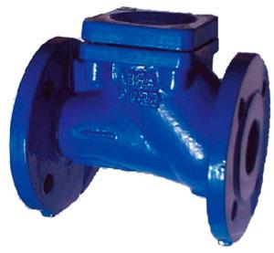 Обратные клапаны шаровые фланцевые для канализации