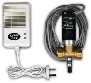 Система автономного контроля загазованности СГК-1-СО