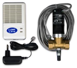 Система автономного контроля загазованности бытовая СГК-1-Б-СН