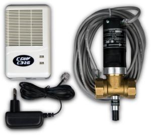 Система автономного контроля загазованности бытовая СГК-1-Б-СО