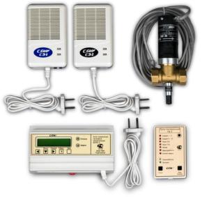 Система автономного контроля загазованности СГК-3